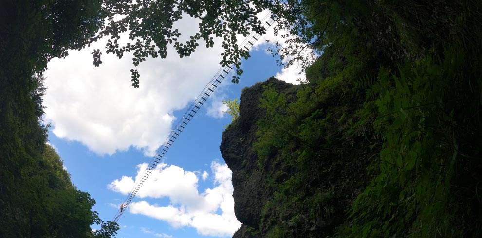 Visutý most Skalka